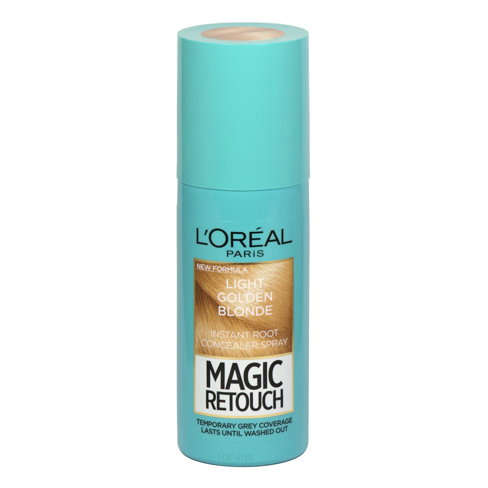 MAGIC RETOUCH 75ML SPRAY LIGHT GOLDEN BLONDE X6