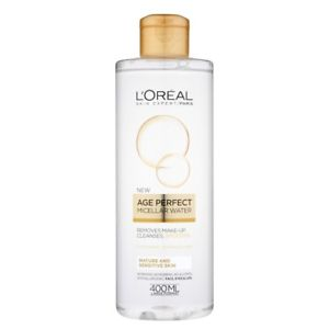 LOREAL AGE MICELLAR WATER 400ML