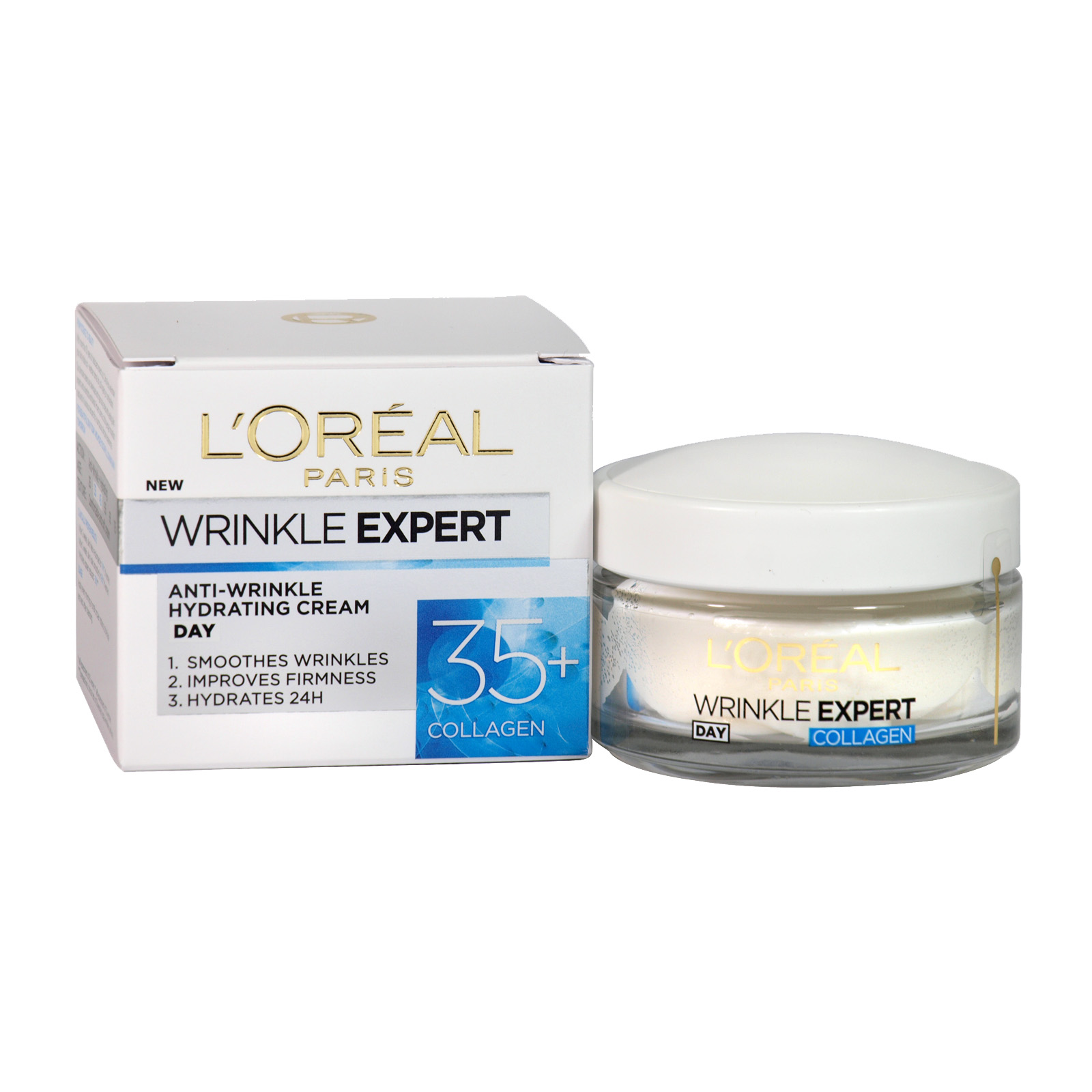 LOREAL WRINKLE EXPERT 35+ DAY 50ML X6