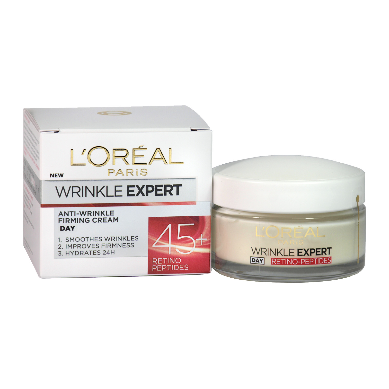 LOREAL WRINKLE EXPERT 45+ DAY 50ML X6