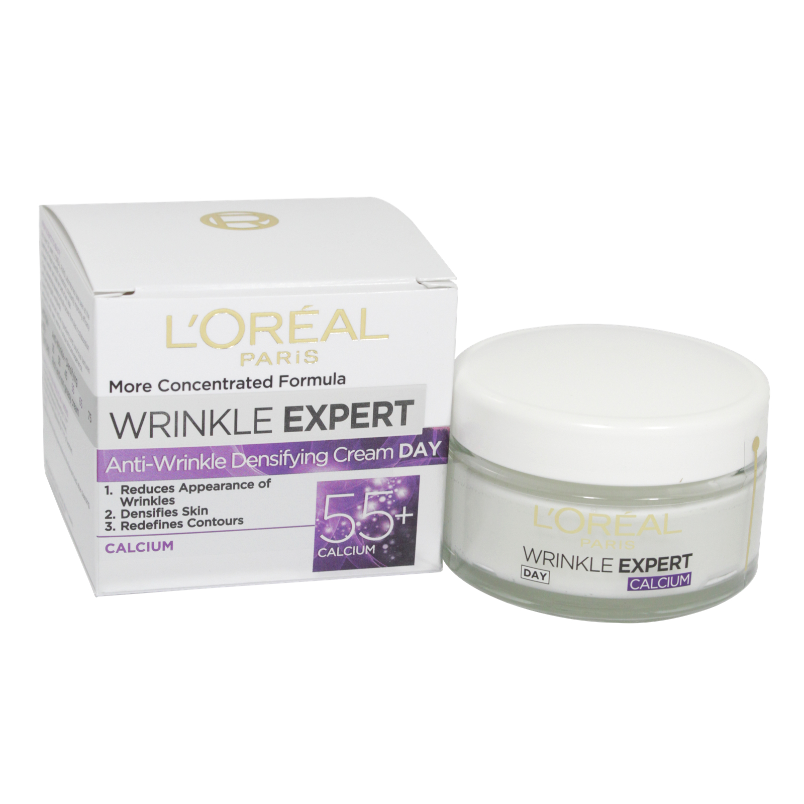 LOREAL WRINKLE EXPERT 55+ DAY 50ML