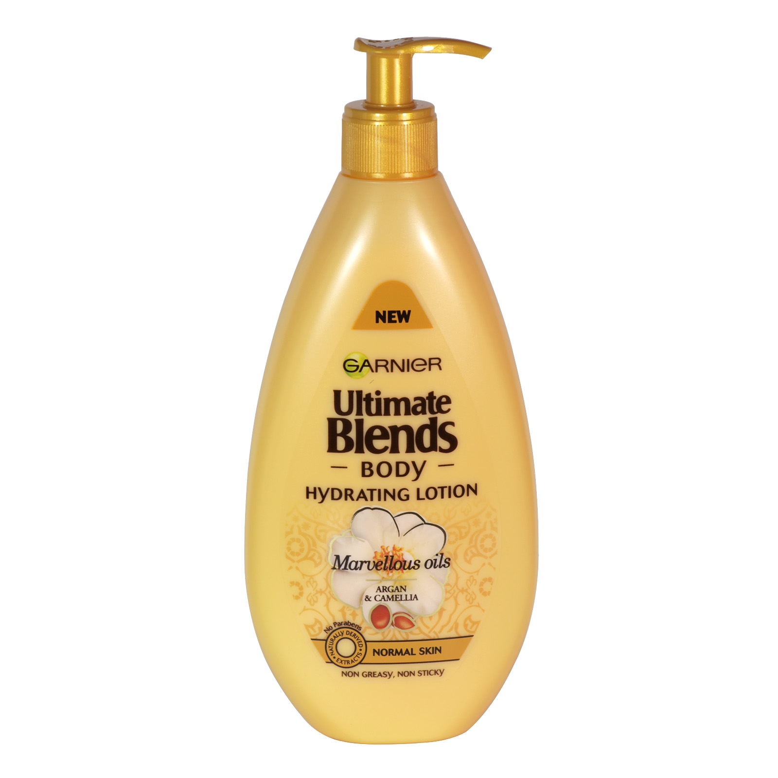 GARNIER ULTIMATE BLEND HYDRATING LOTION 400M X6