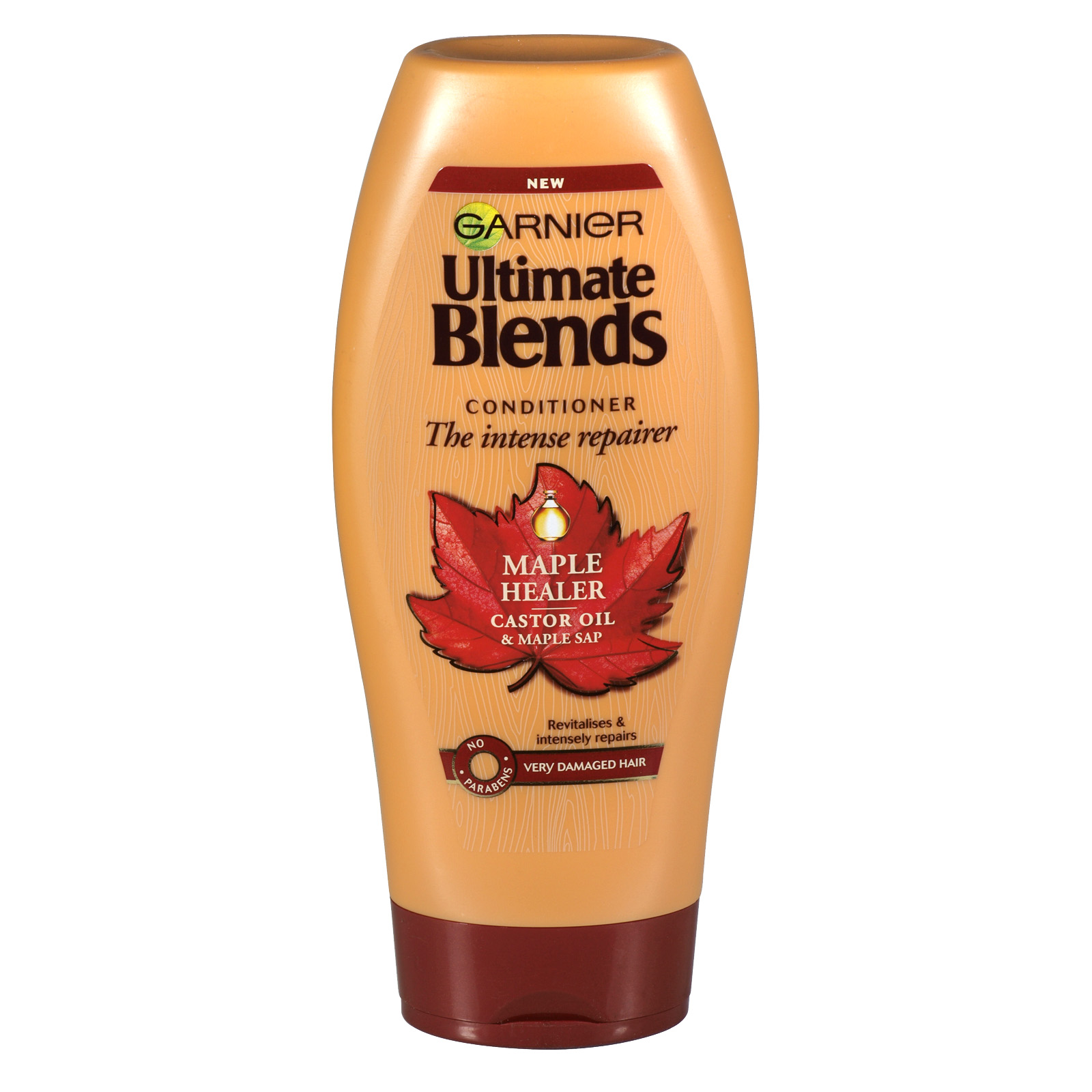 GARNIER ULTIMATE BLENDS 400ML COND MAPLE HEALER X6