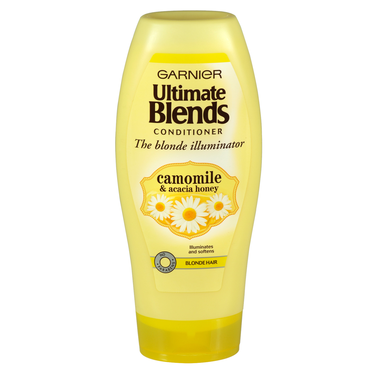 GARNIER ULTIMATE BLENDS 400ML COND CHAMOMILE+ HONEY BLONDE ILLUMINATOR X6