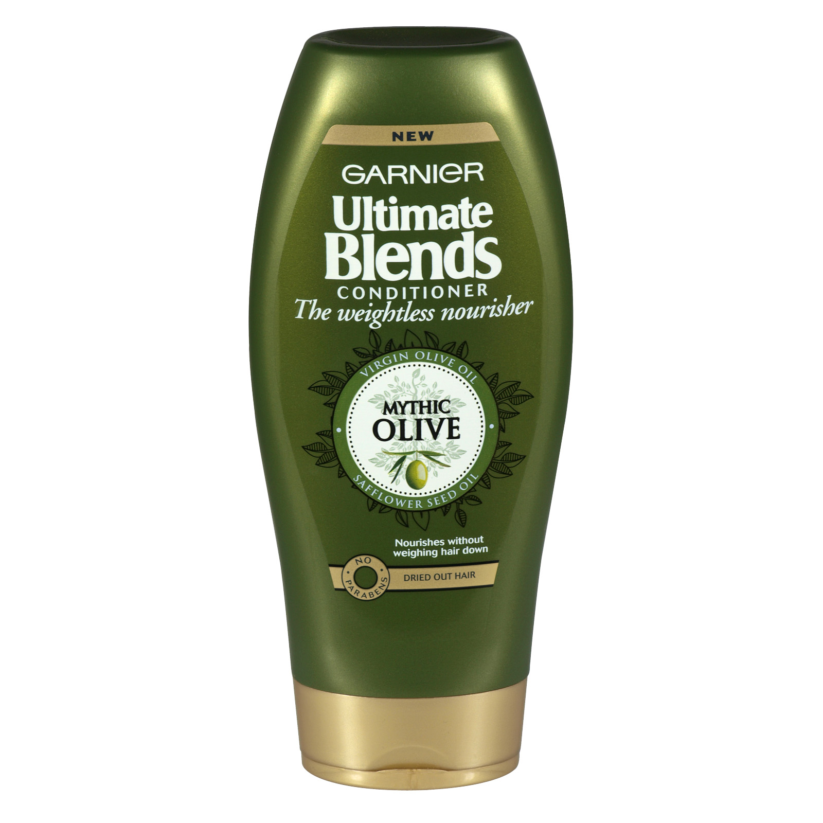 GARNIER ULTIMATE BLENDS 400ML COND MYTHIC OLIVE NOURISHING REPAIR X6