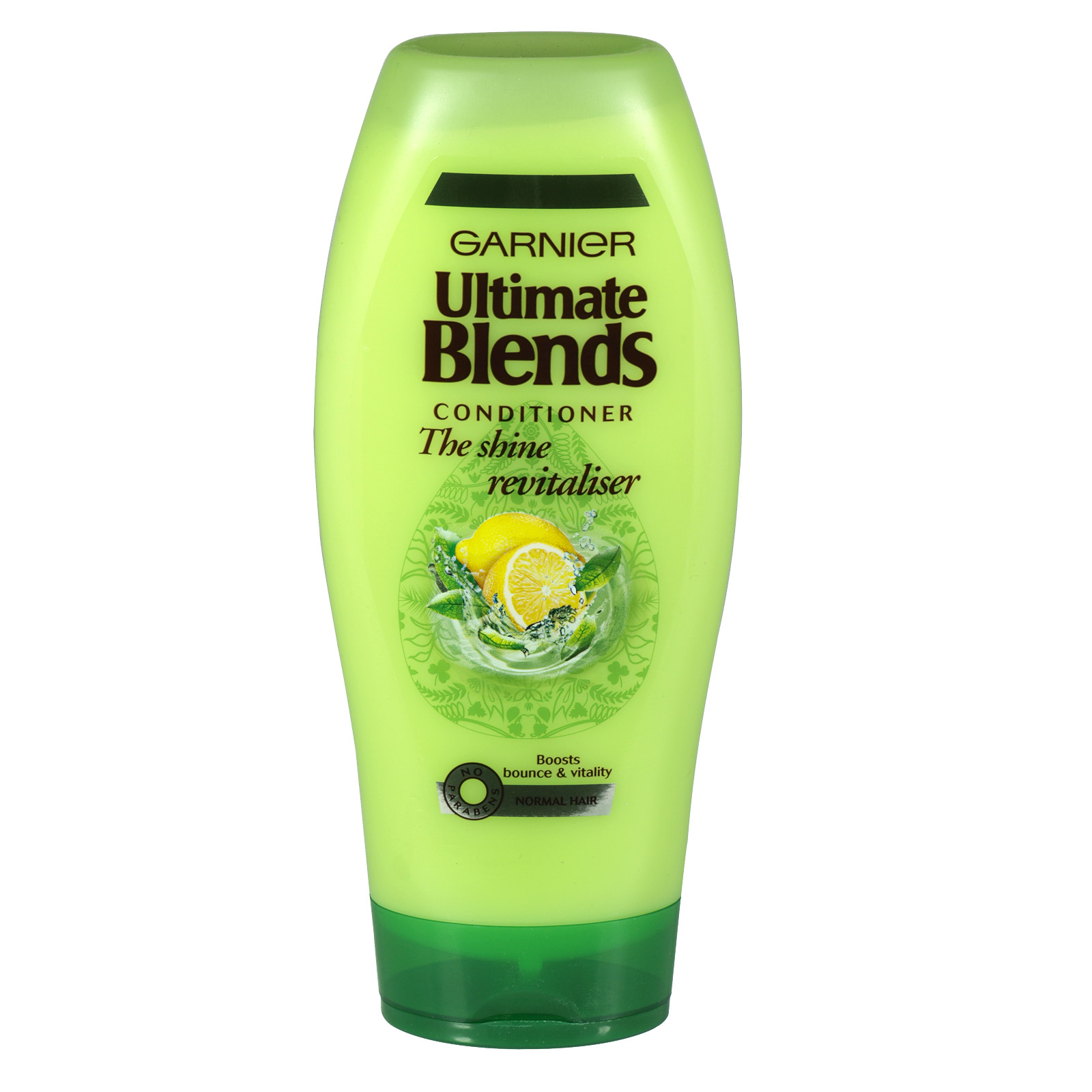 GARNIER ULTIMATE BLENDS 400ML COND PLANTS- SHINE REVATALISER X6