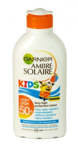 AMBRE SOLAIRE KIDS 200ML MILK SPF50+