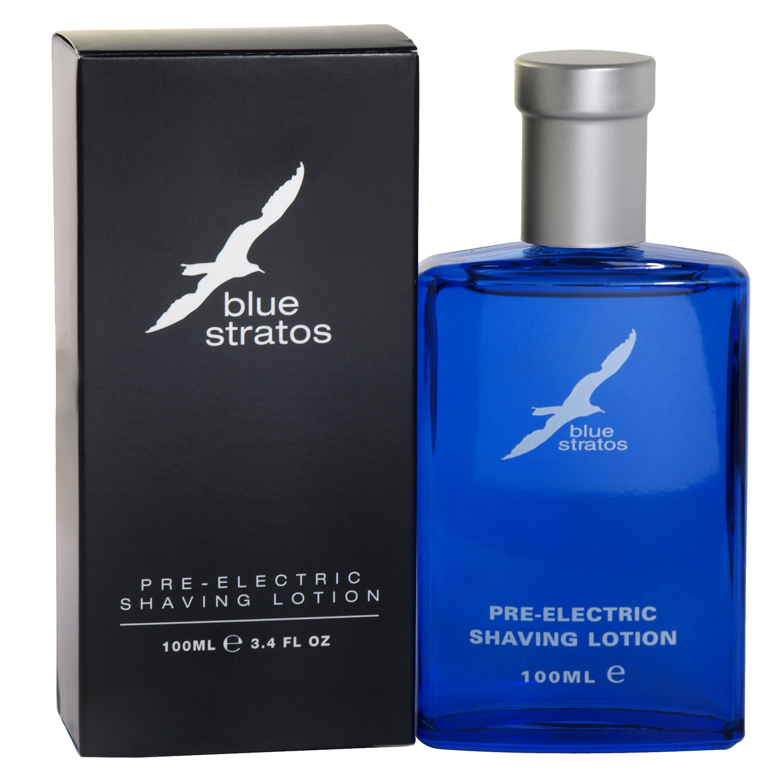 BLUE STRATOS PRE-ELECTRIC LOTION 100ML X6