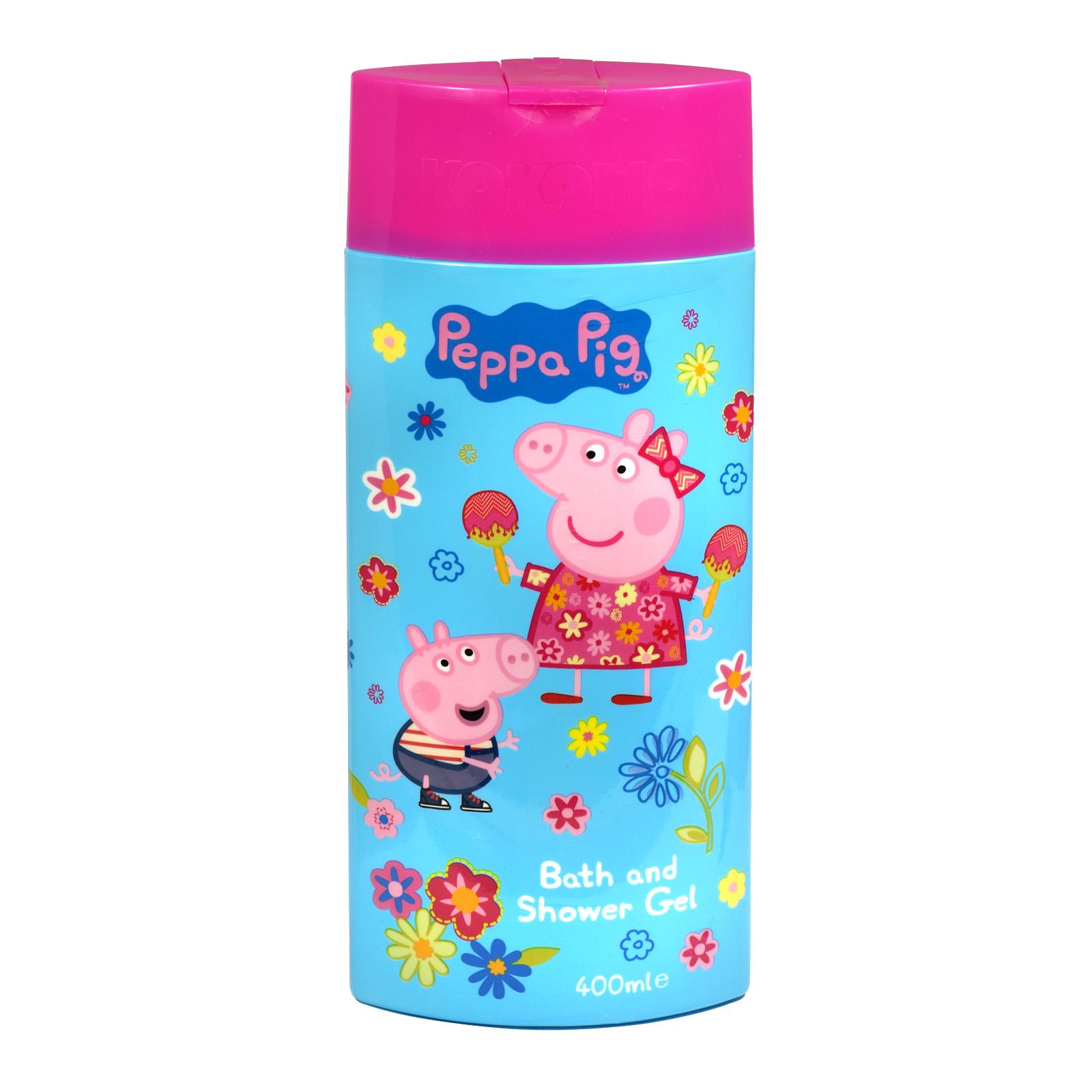 PEPPA PIG 400ML BATH & SHOWER GEL