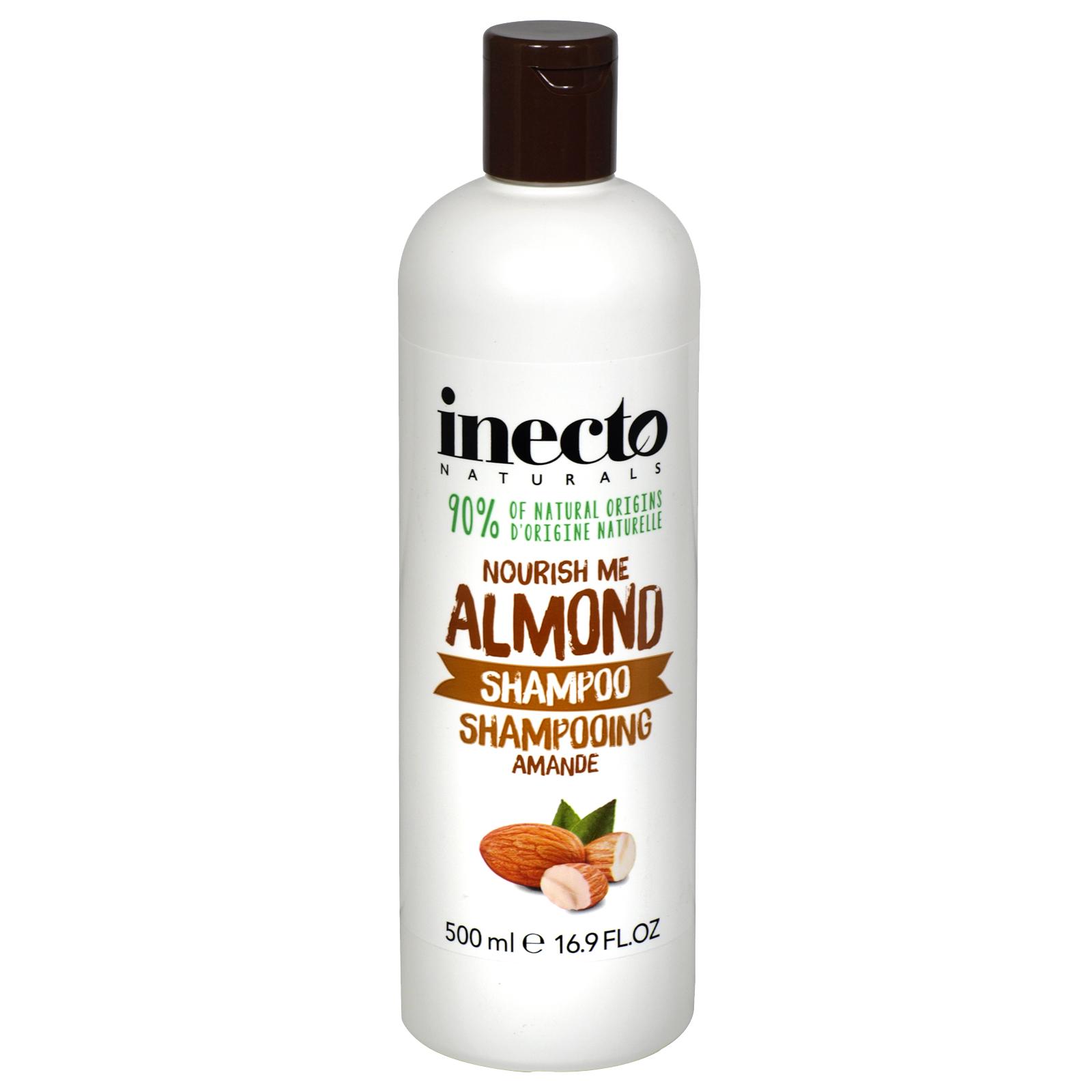 INECTO NOURISH ME ALMOND SHAMPOO 500ML X6