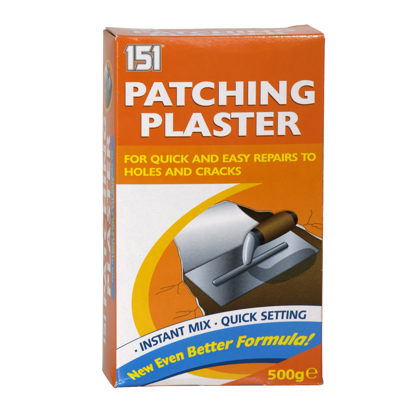 151 PATCHING PLASTER 500GM