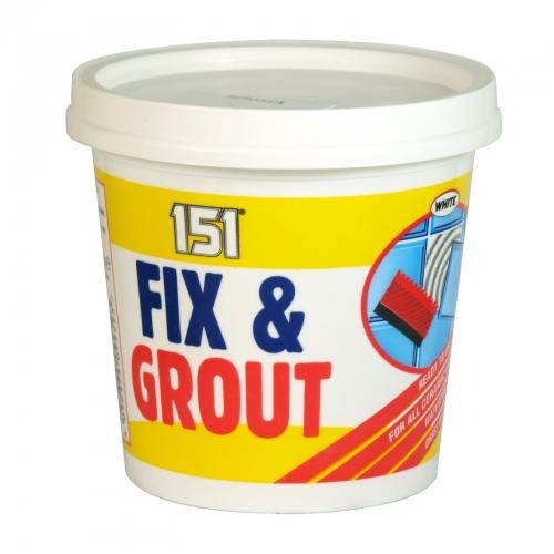 151 READY FIX & GROUT 500GM TUB