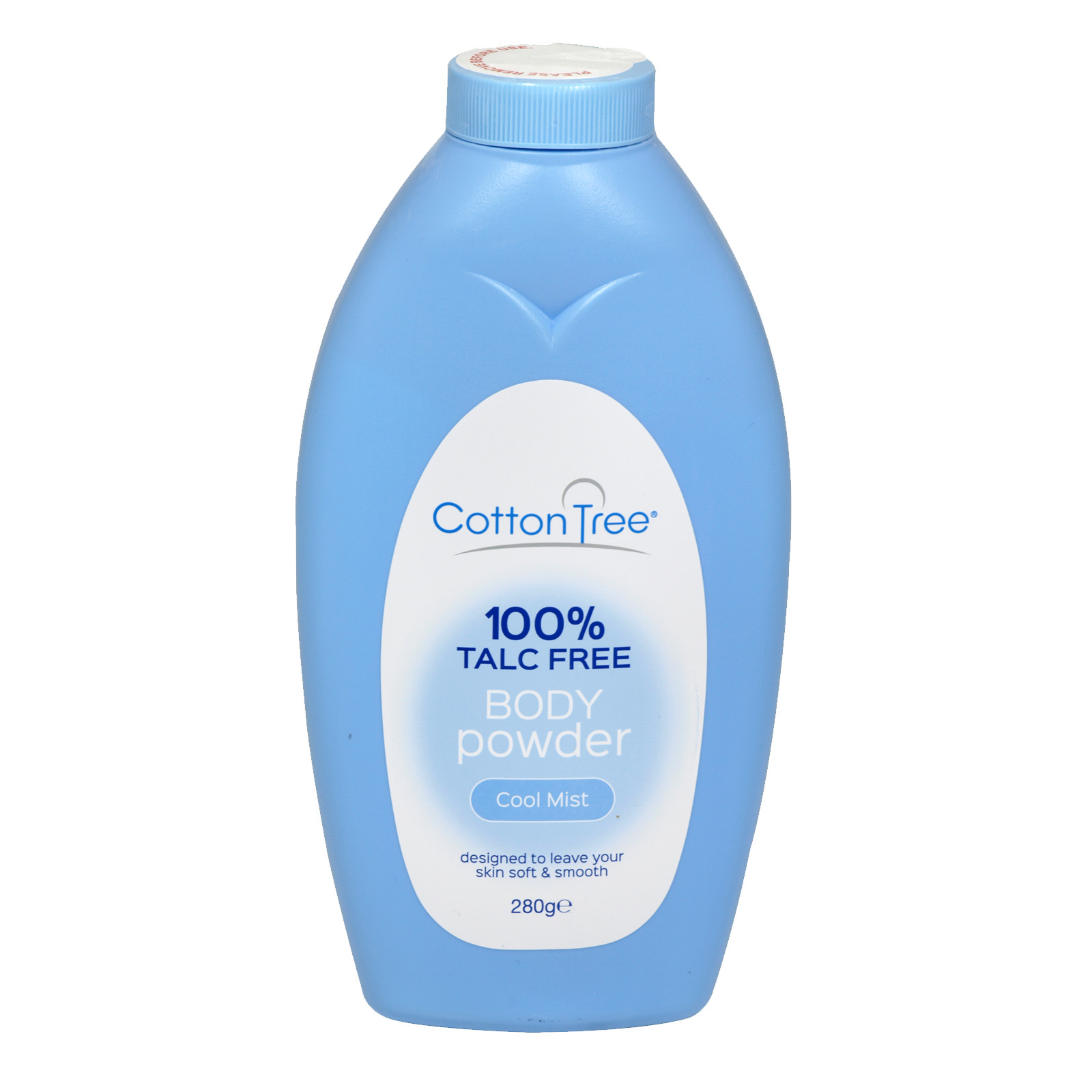 COTTON TREE 100% TALC FREE POWDER COOL MIST X12