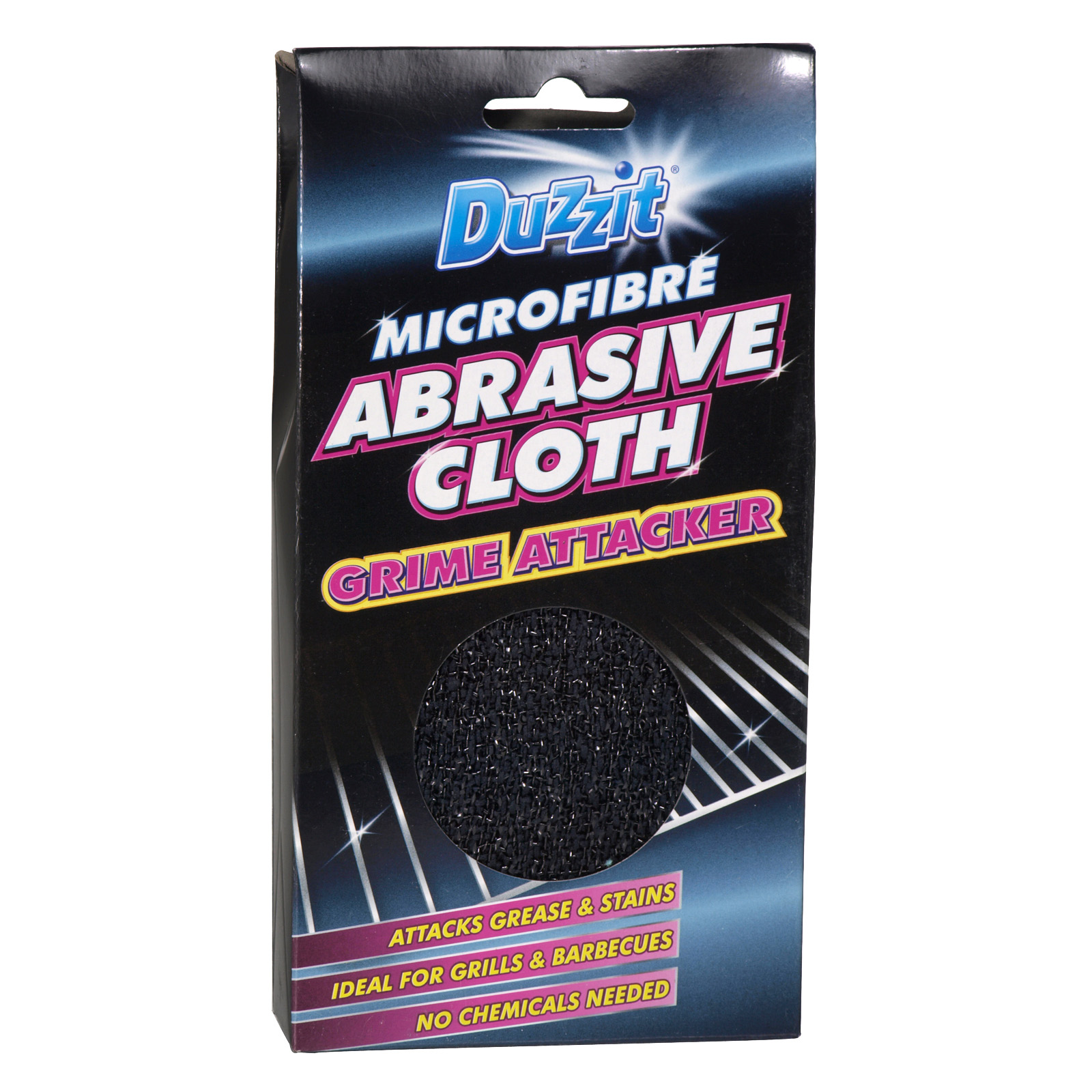 DUZZIT MICROBIBRE ABRASIVE CLOTH X24