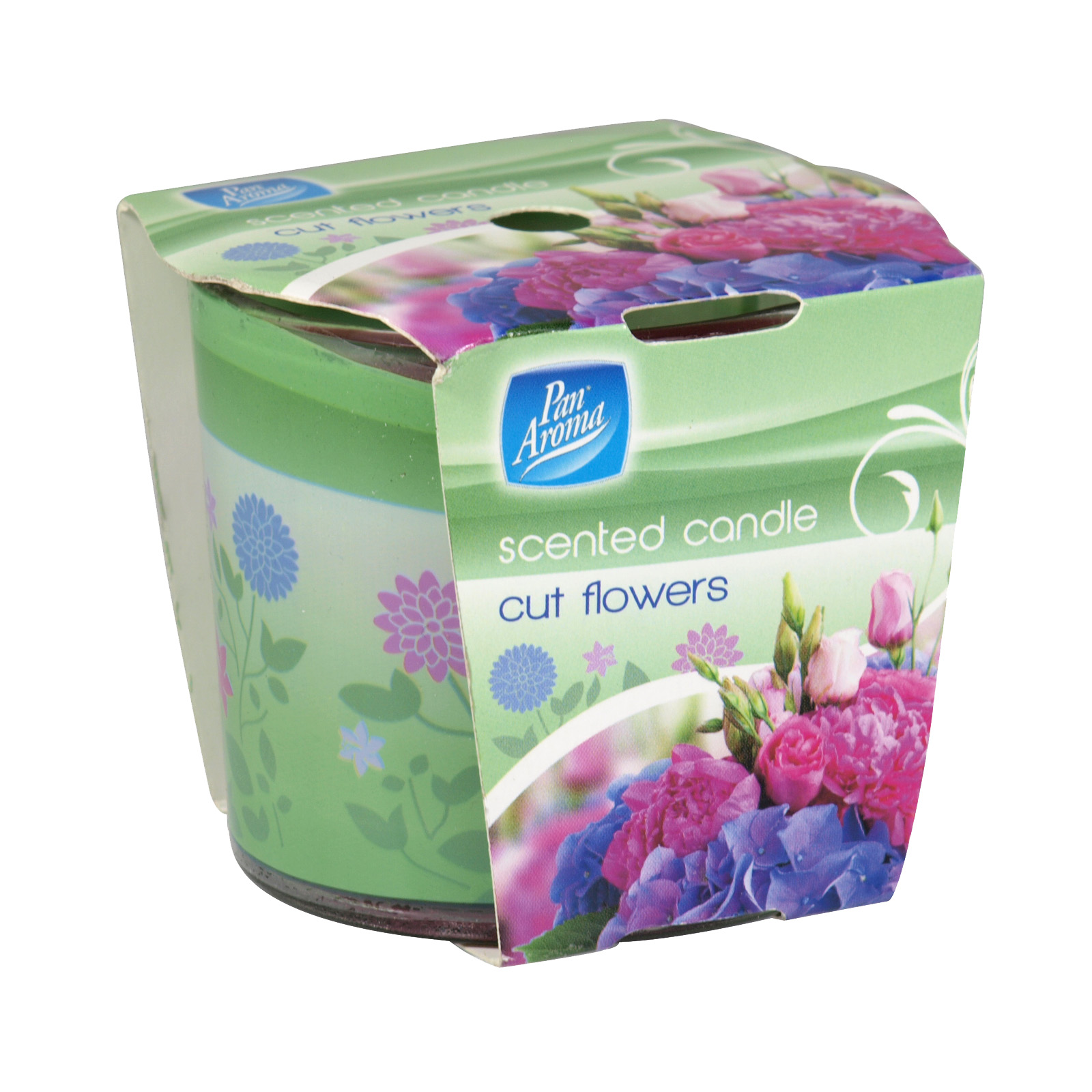 PAN AROMA CANDLE CUT FLOWERS
