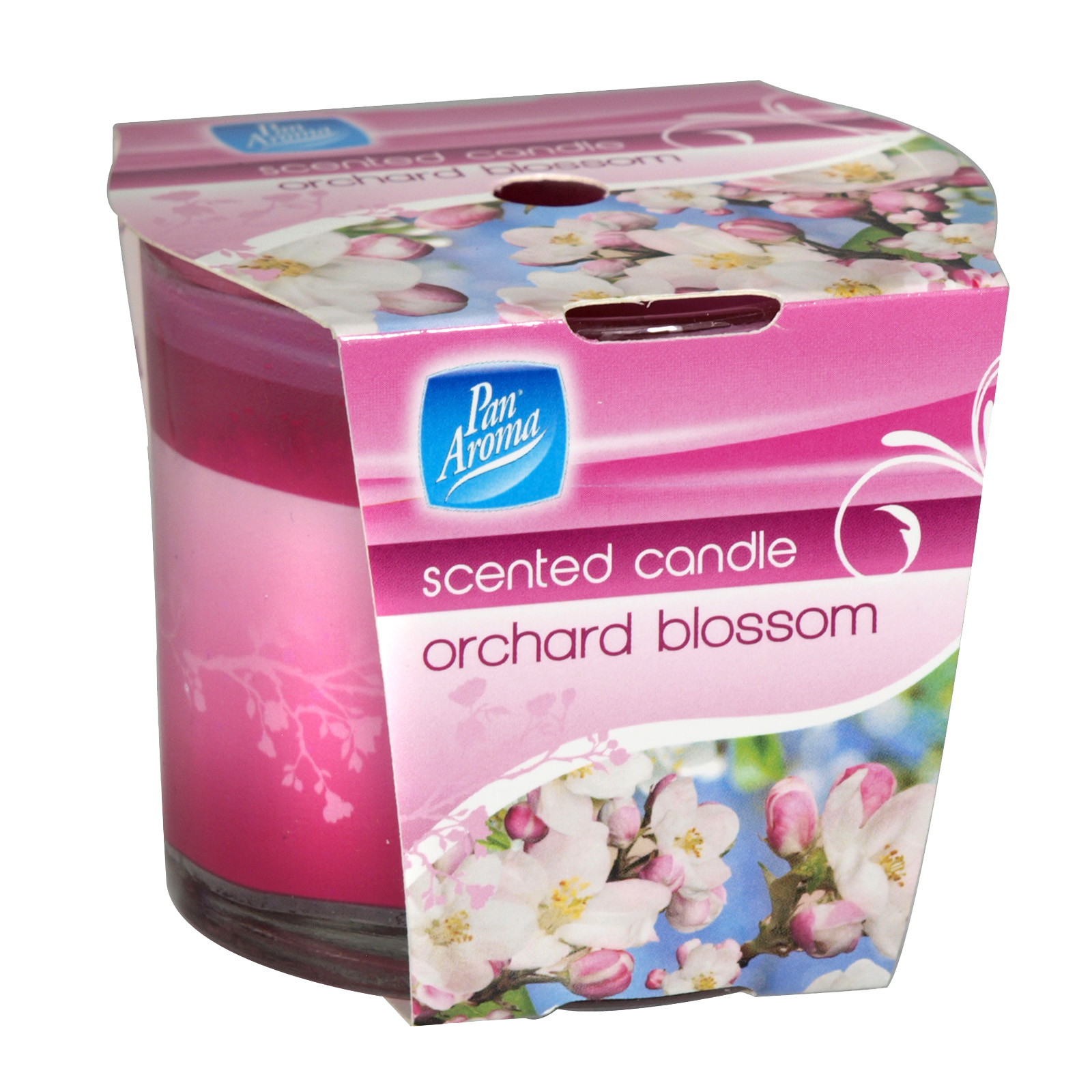 PAN AROMA CANDLE ORCHARD BLOSSOM