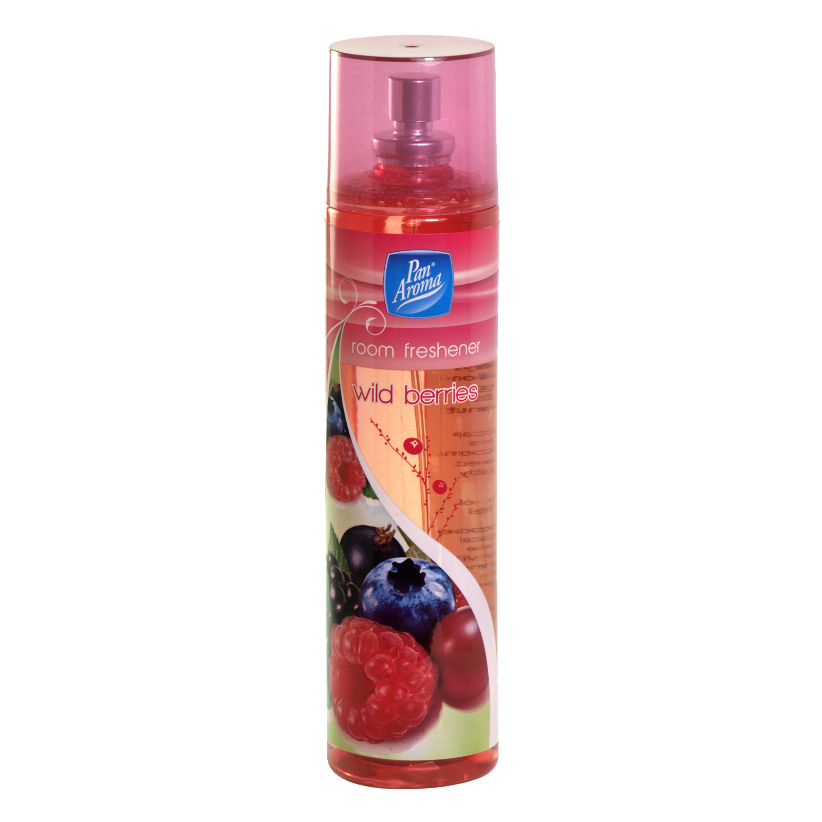PAN AROMA ROOM SPY 200ML WILD BERRIES
