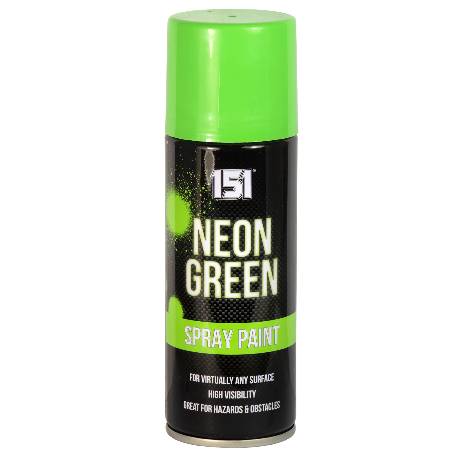 151 SPRAY PAINT 200ML NEON GREEN