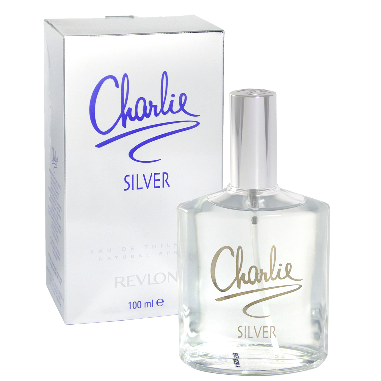 CHARLIE 100ML EDT SPRAY SILVER