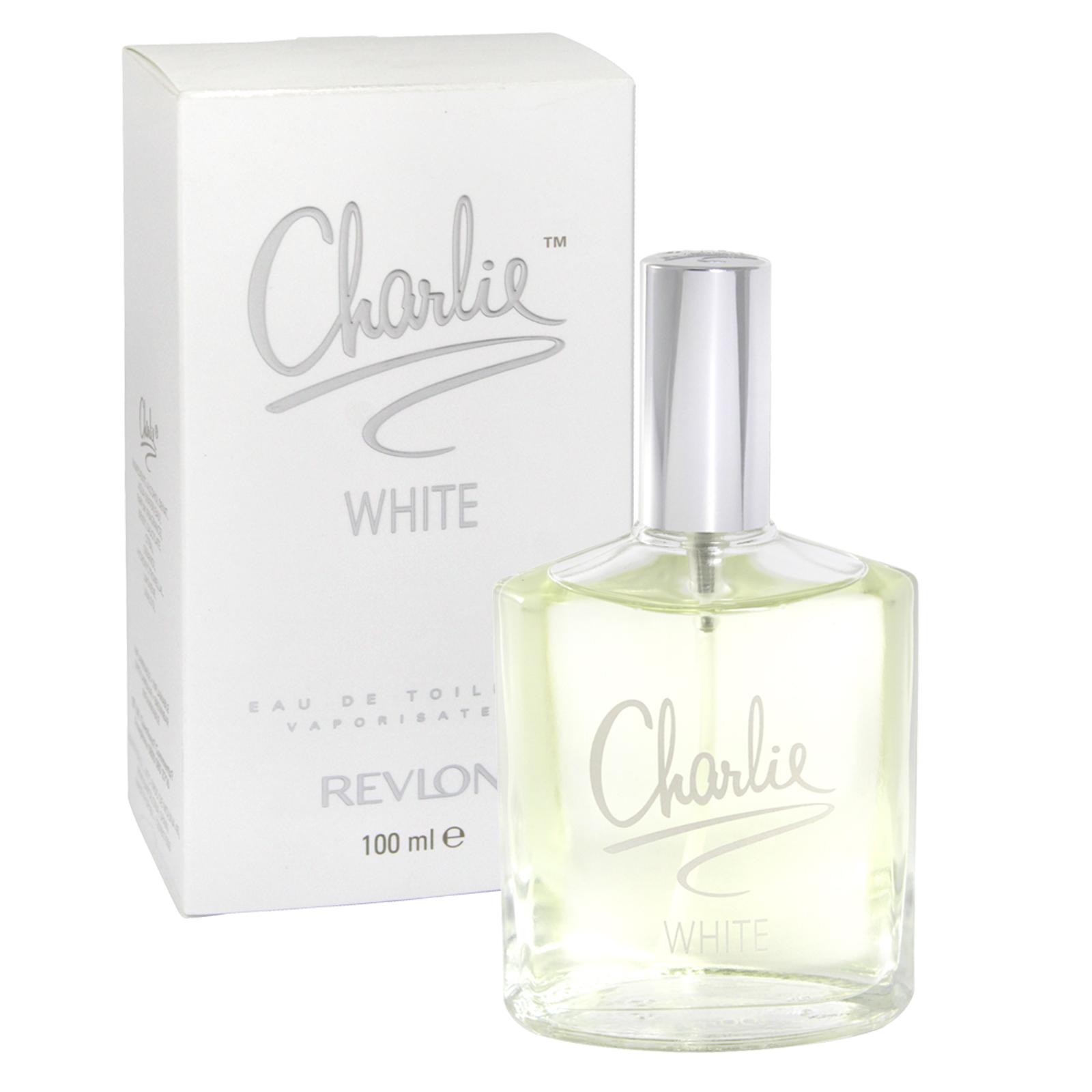 CHARLIE 100ML EDT SPRAY WHITE