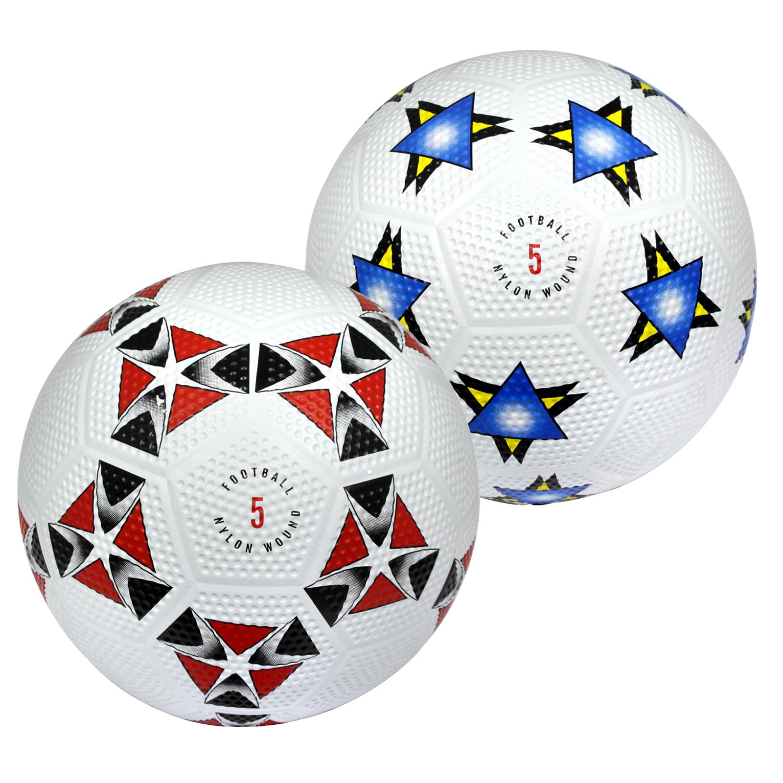 FOOTBALL - NYLON WOUND SIZE 5