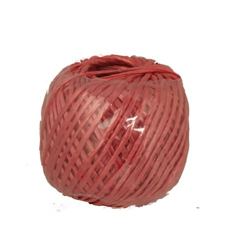 COLOURED P/P TWINE 45GM X10