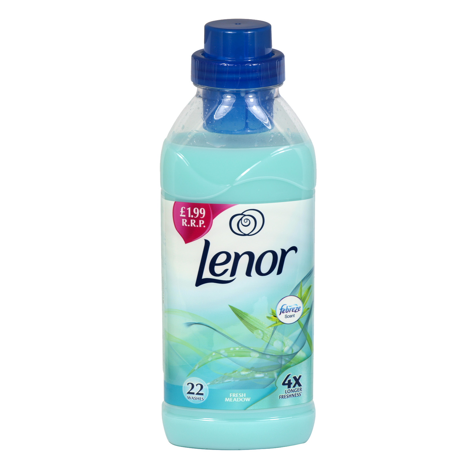 LENOR FABRIC CONCENTRATE 550ML PM?1.99 MEADOW X8