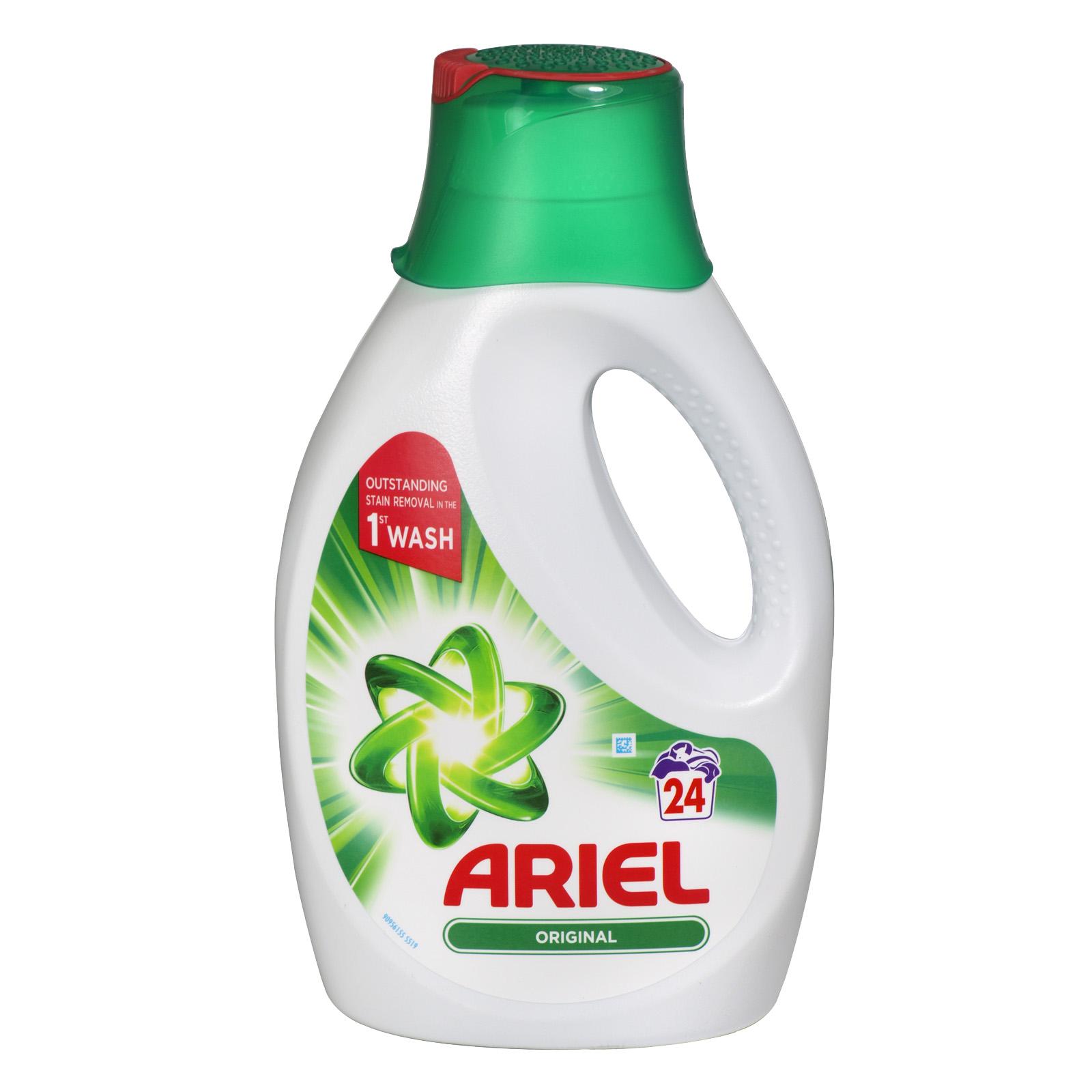 ARIEL LIQUID 24 WASH BIO