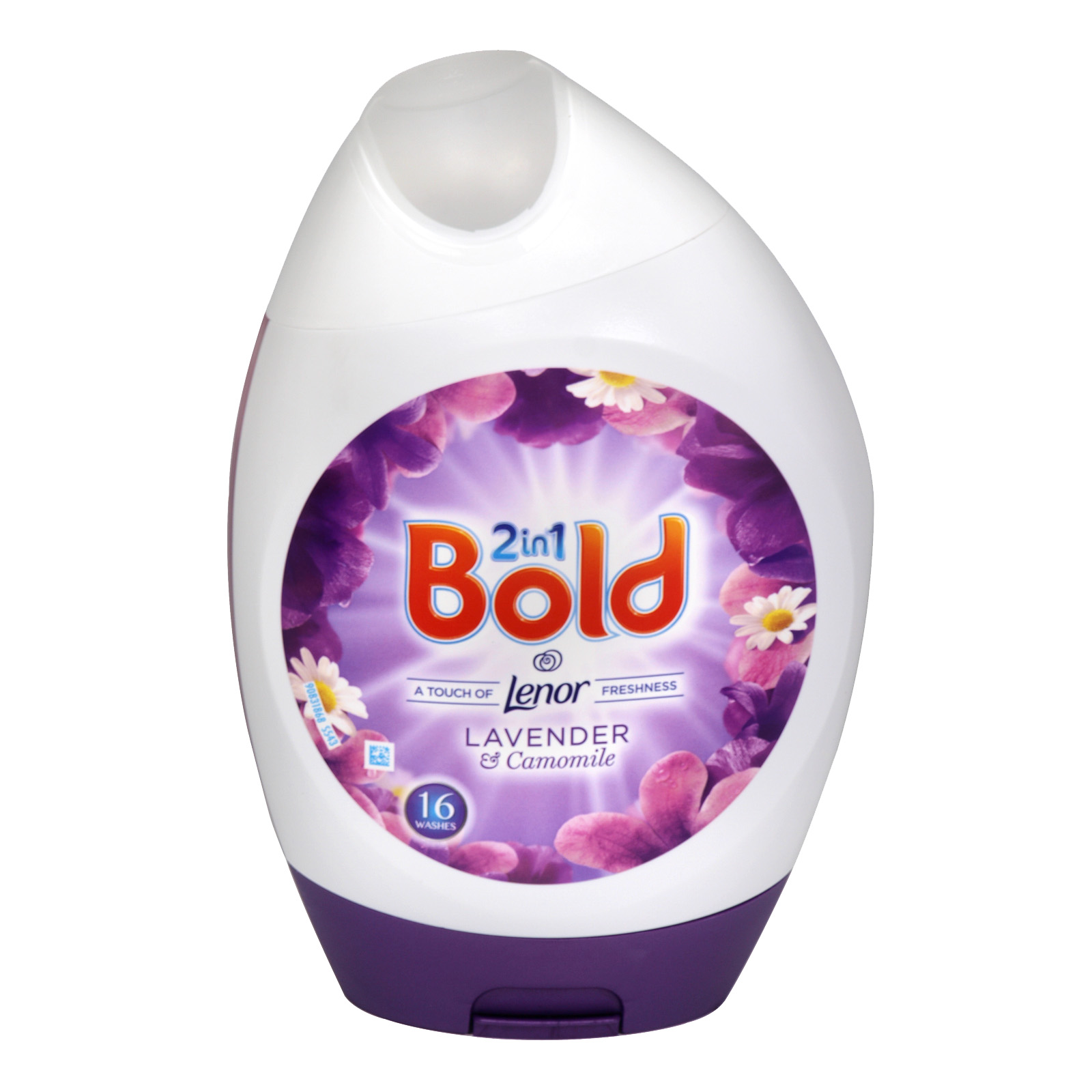 BOLD GEL 16WX592ML LAVENDER+CAMOMILE X6