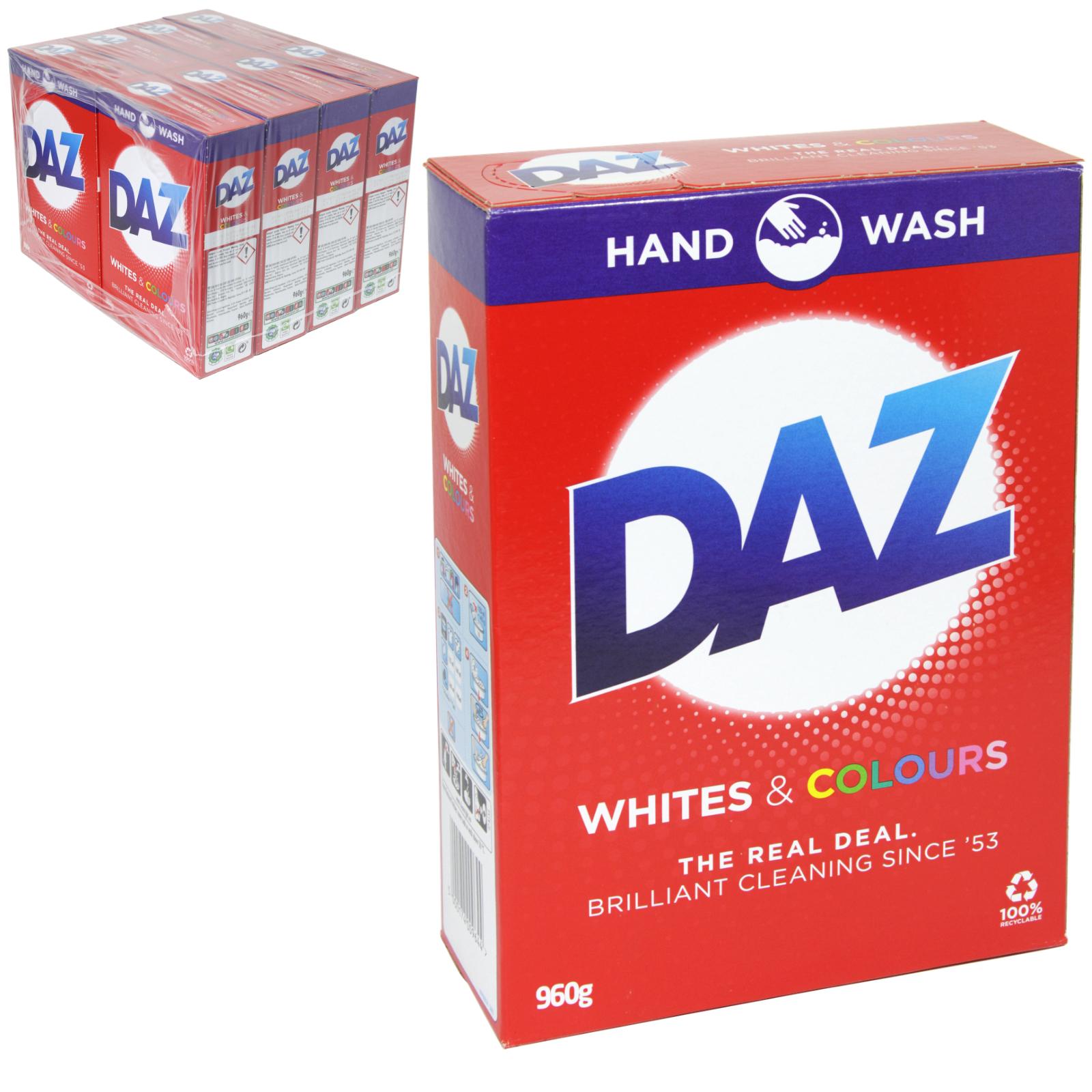 DAZ POWDER 960GM HAND+TWIN TUB