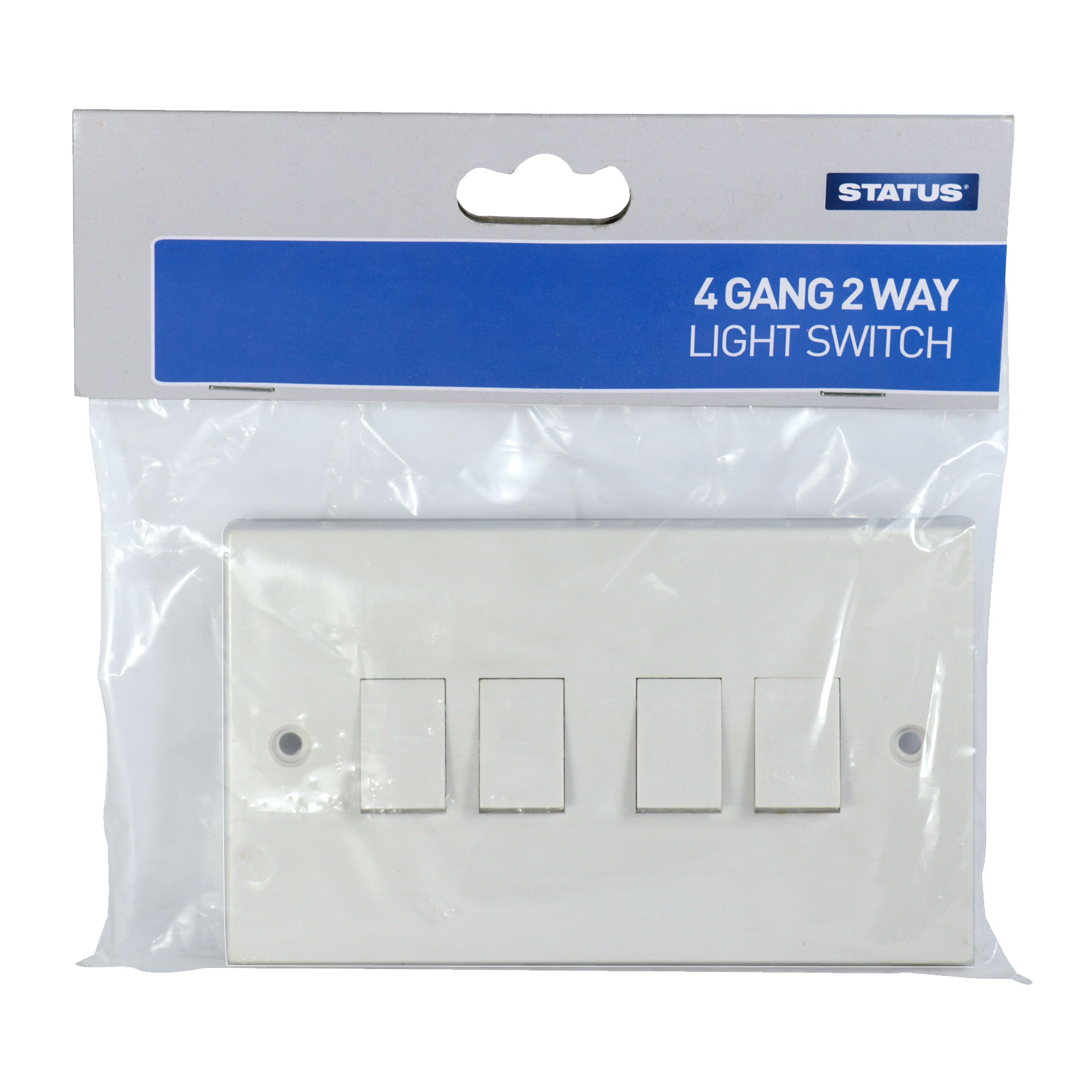 STATUS LIGHT SWITCH 4GANGX2WAY