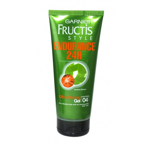 GARNIER FRUCTIS ENDURANCE GEL 24HRS 200ML X6