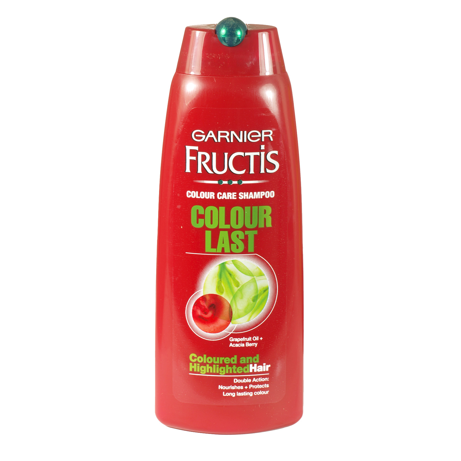 GARNIER FRUCTIS SHAMPOO 250ML COLOUR LAST X6