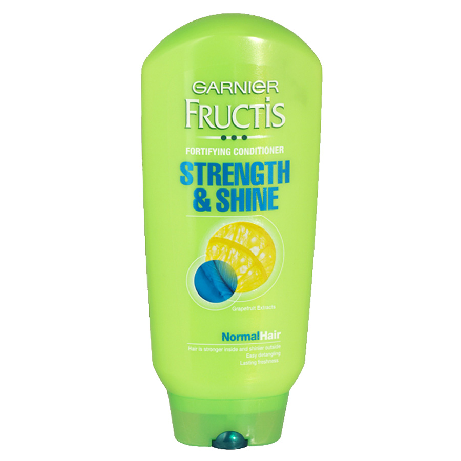 GARNIER FRUCTIS CONDITIONER 250ML STRENGTH+SHINE NORMAL X6