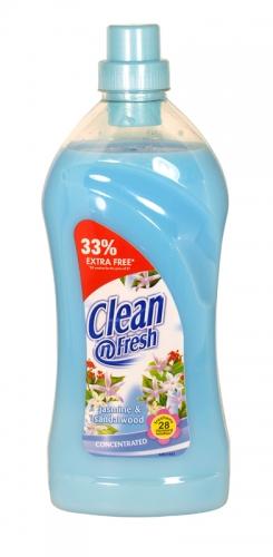 CLEAN+FRESH FAB CONC 1L JASMINE+SANDALWOOD X8