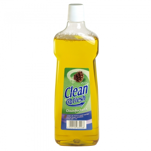 CLEAN+FRESH DISINFECT 1LITRE PINE X8