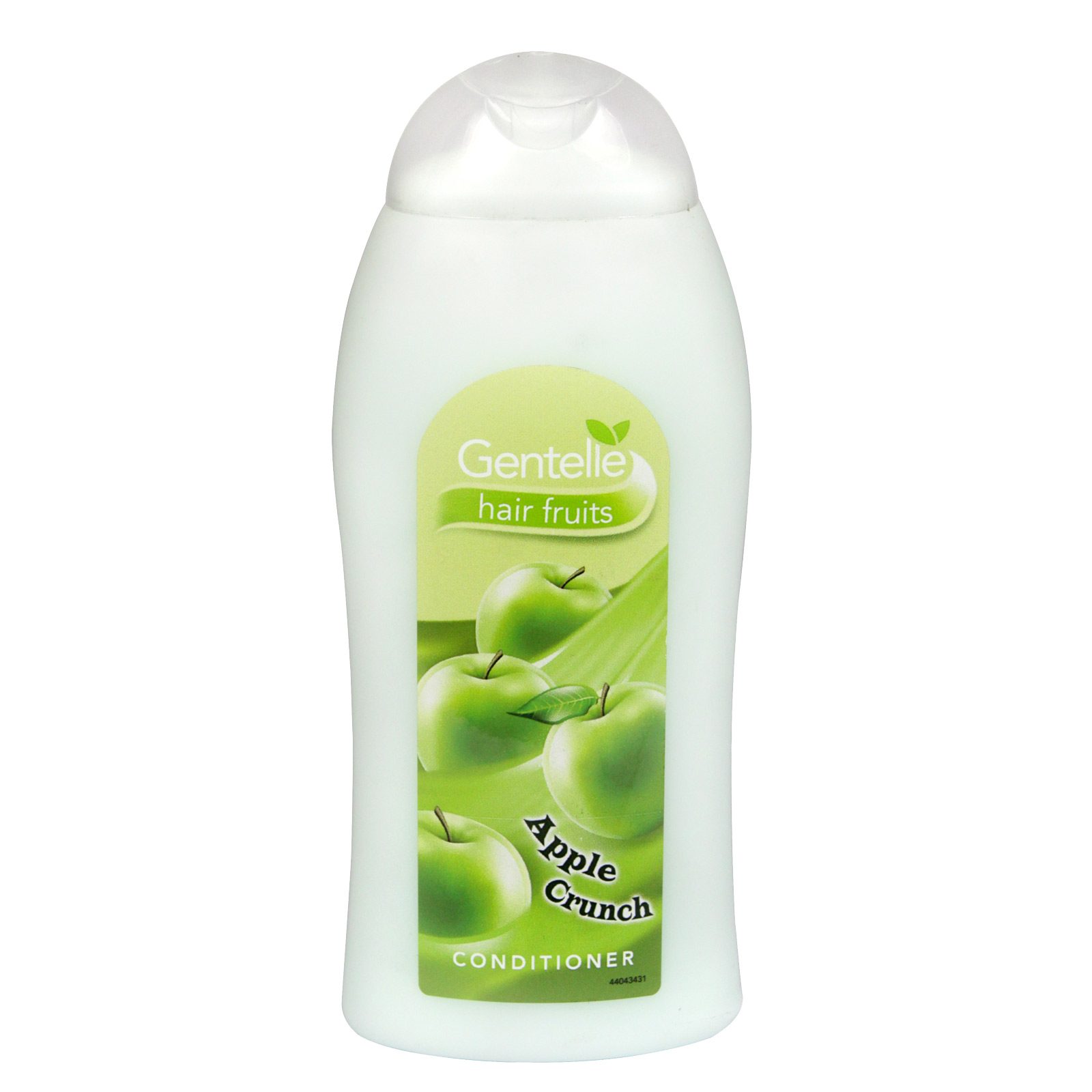 GENTELLE CONDITIONER 400ML APPLE CRUNCH X12
