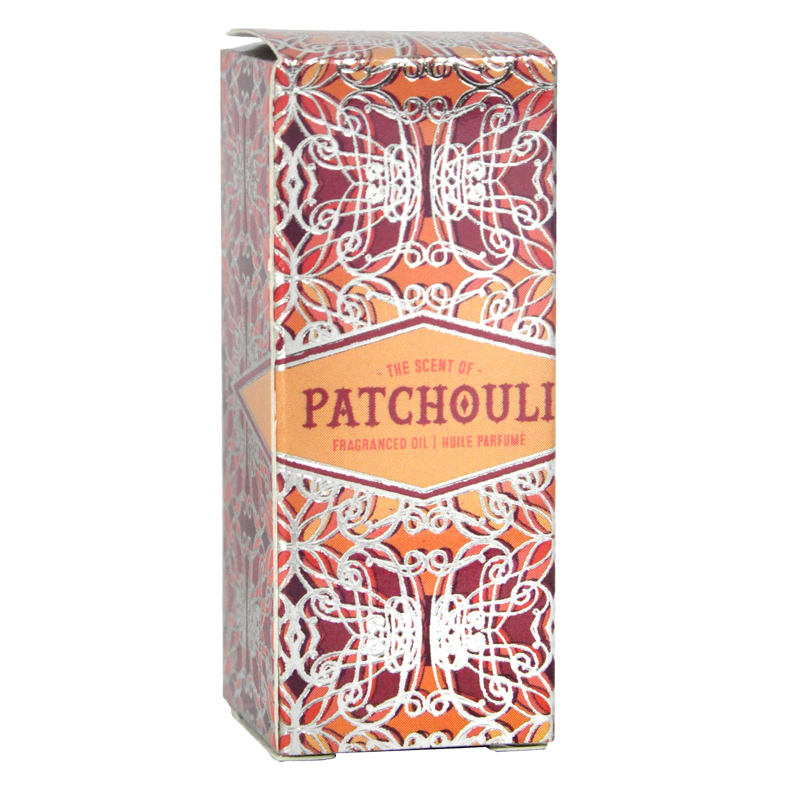 SIL INCENSE OIL 10ML PATCHOULI