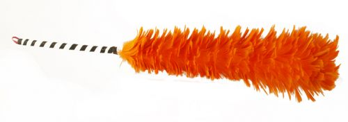 SIL FUNKY FEATHER DUSTER ASSORTED COLOURS X12