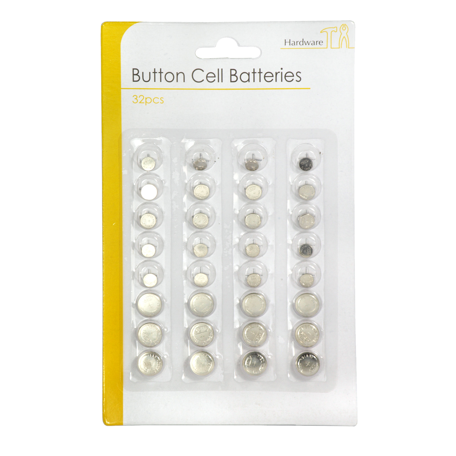 SIL 20 BUTTON CELL BATTERIES X12