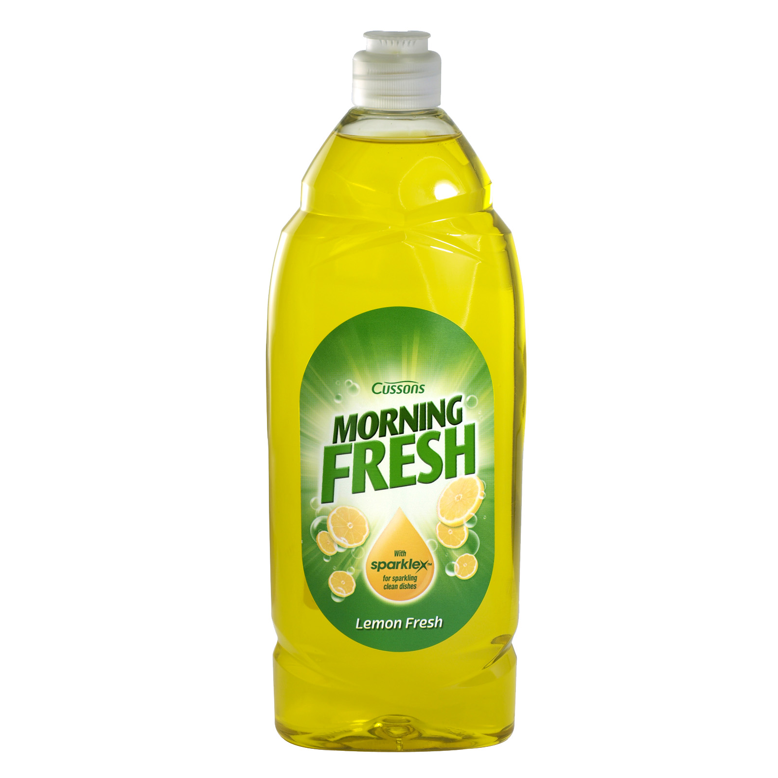 MORNING FRESH 450ML LEMON FRESH  X16
