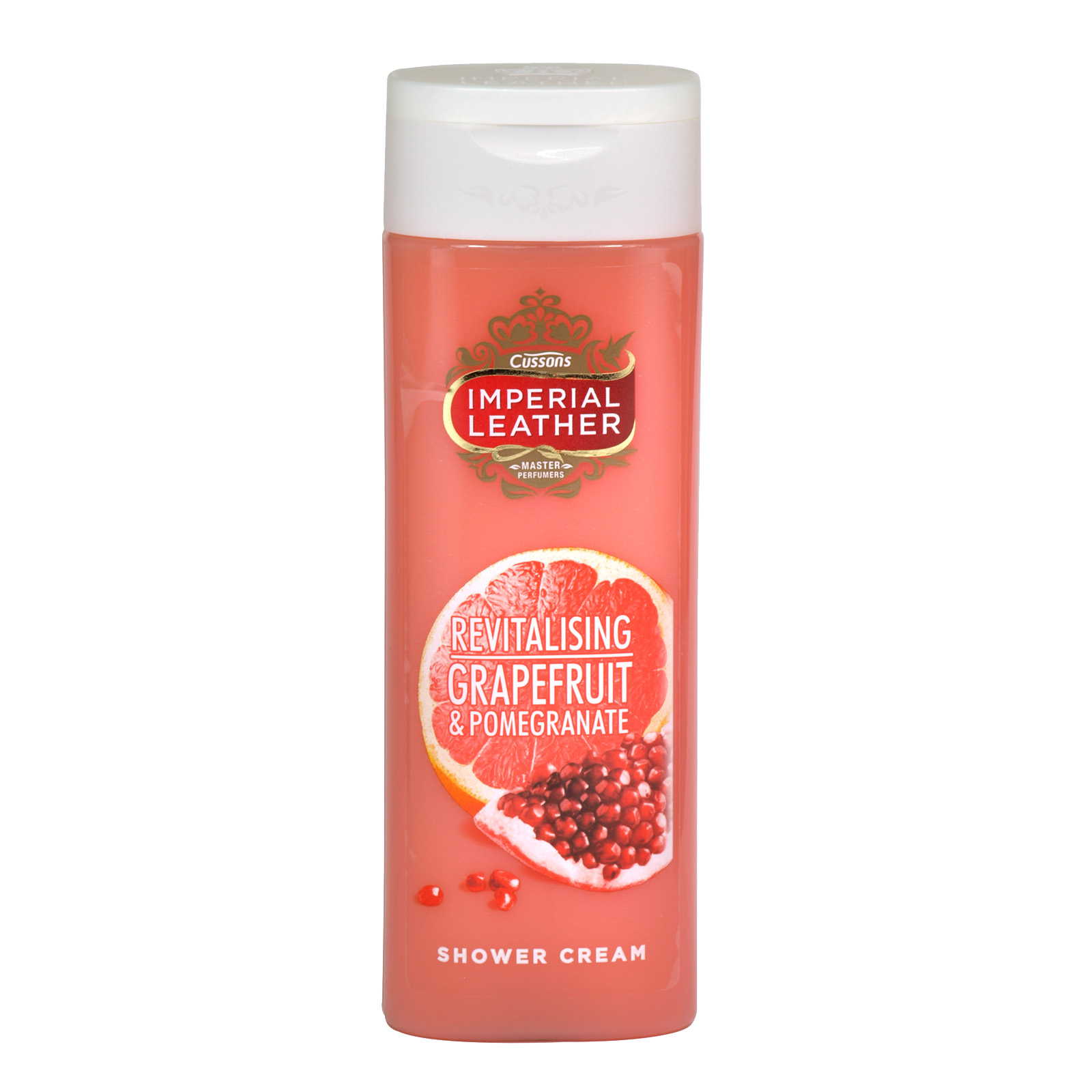 IMP LEATHER SHOWER 250ML GRAPEFRUIT+POMEGRANATE X6