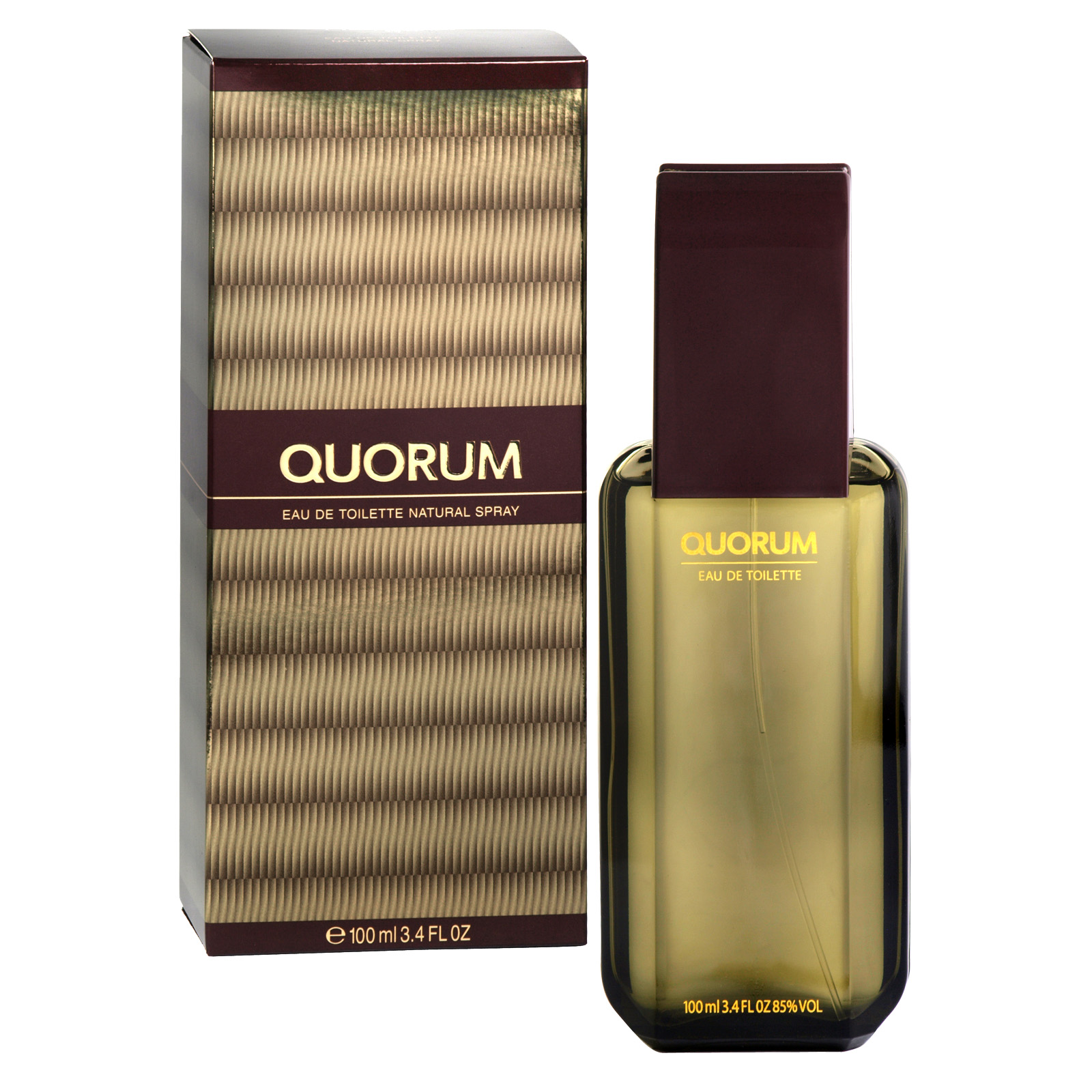 PUIG QUORUM FOR MEN 100ML EDT SPRAY