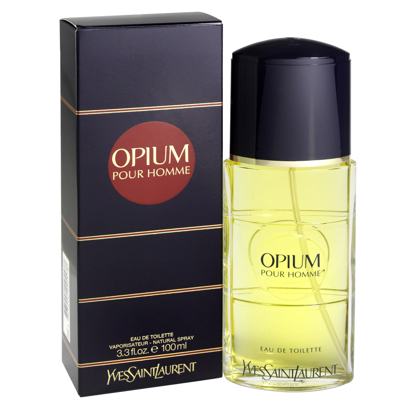 YVES SAINT LAURENT OPIUM POUR HOMME 100ML EDT SPRAY