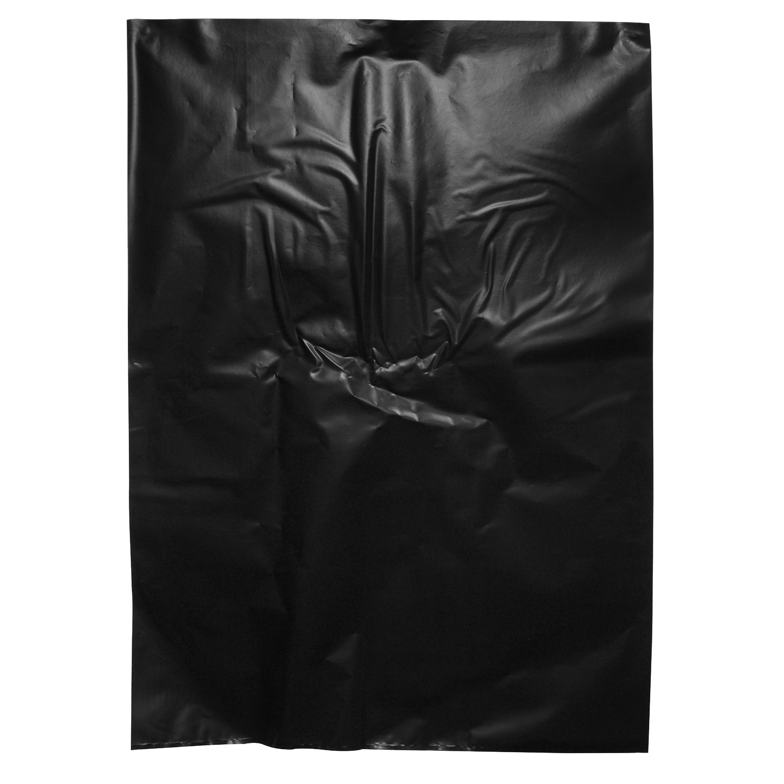 GREY HEAVY DUTY BLACK SACKS 22X34X130 MICRON X100