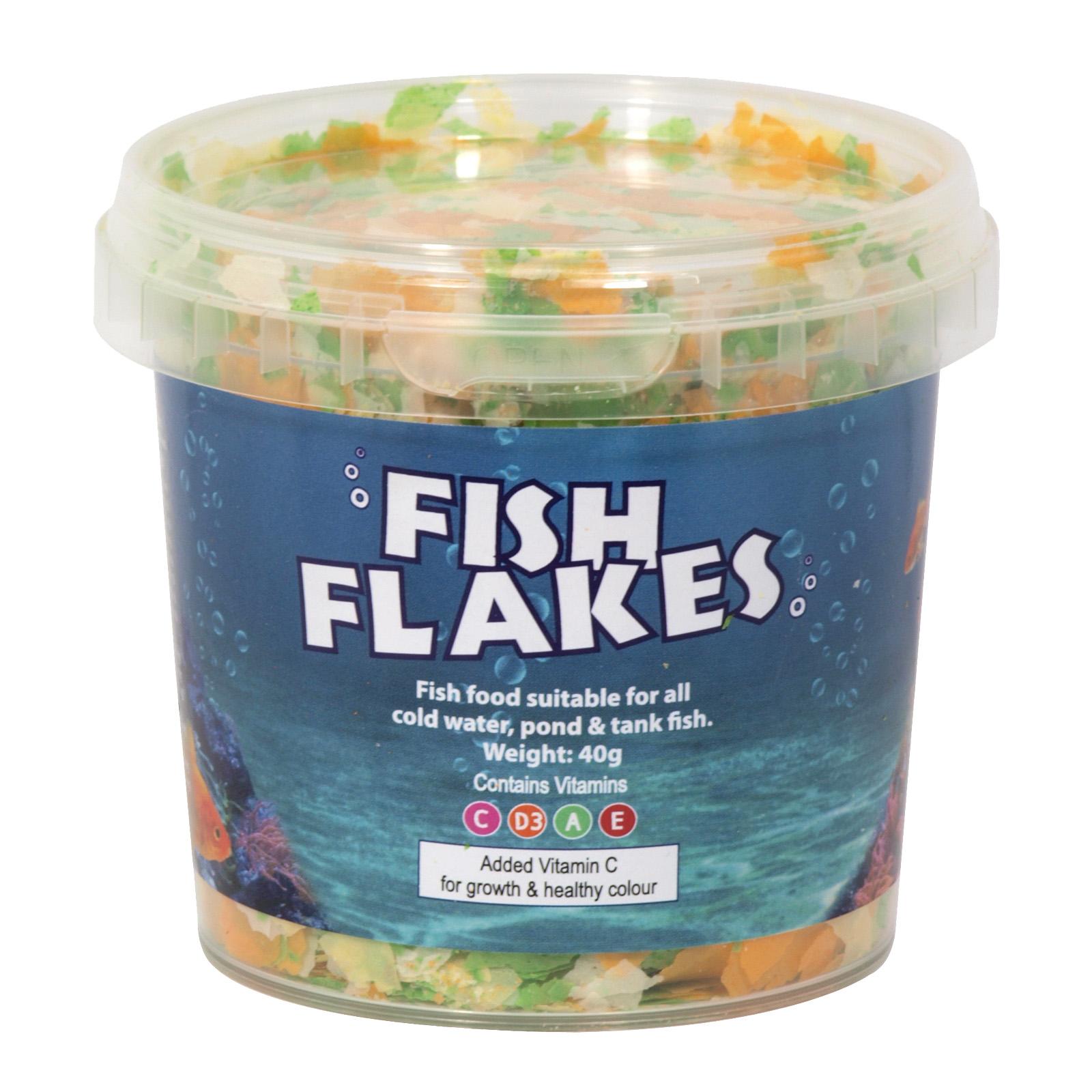 GOLDFISH FLAKES TUB