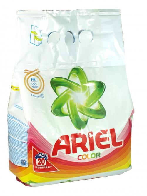 ARIEL POWDER 20 WASH COLOR X10