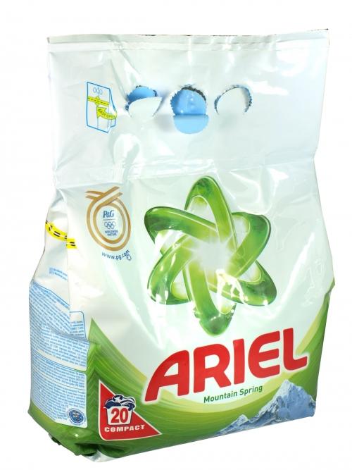 ARIEL POWDER 20 WASH MOUNT SPRING X10