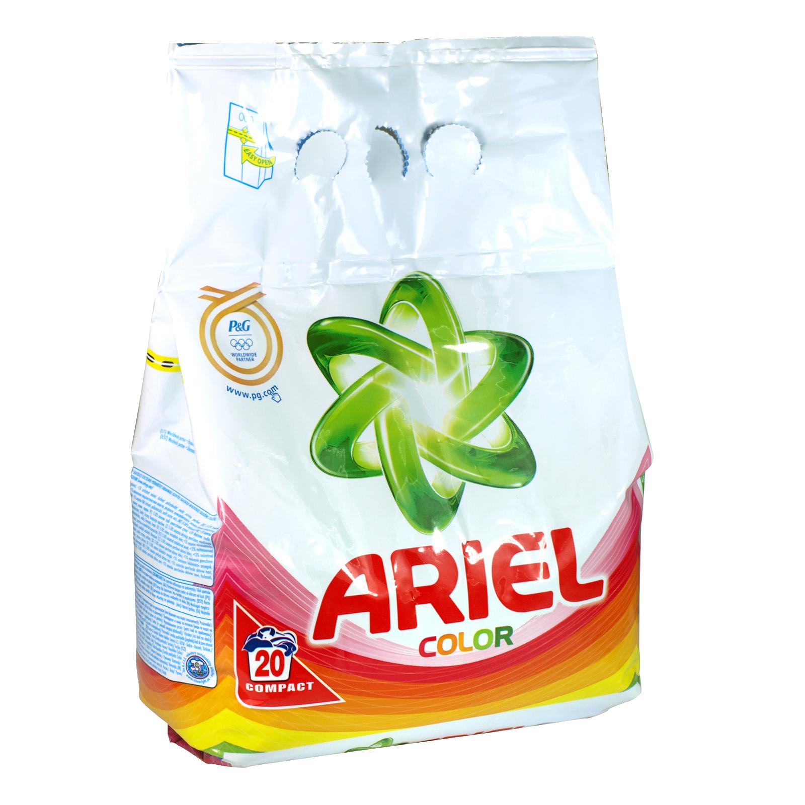 ARIEL POWDER 20 WASH COLOR