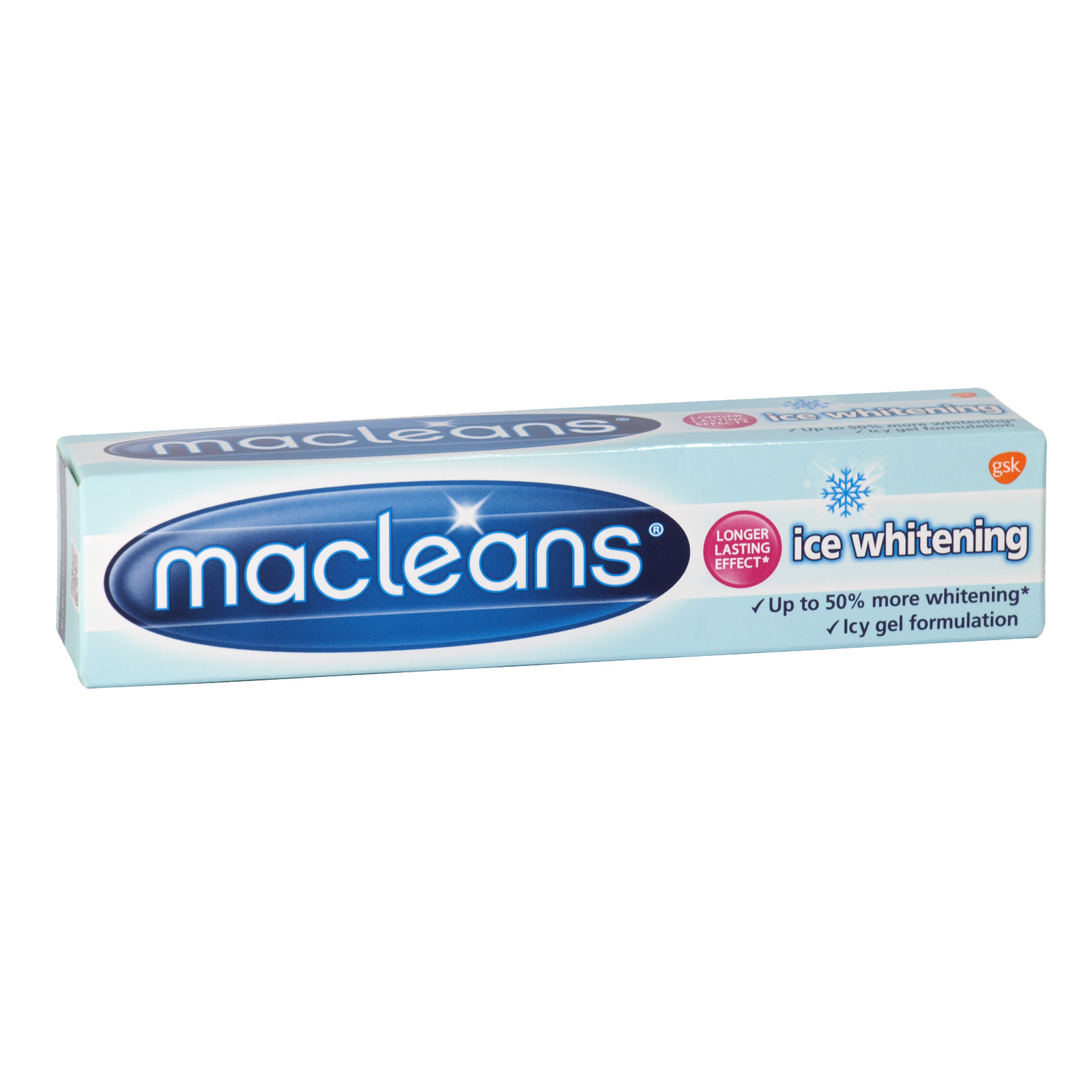 MACLEANS TOOTHPASTE 100ML WHITENING X12